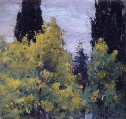 Crimea | Mikhail Vasilevich Nesterov | Oil Painting