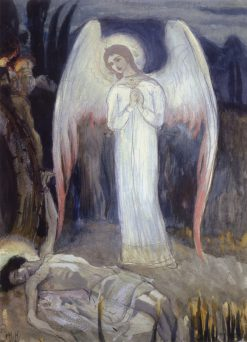 The Martyrdom of St. George | Mikhail Vasilevich Nesterov | Oil Painting