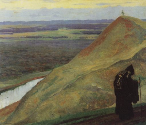 Aksakovs Homeland | Mikhail Vasilevich Nesterov | Oil Painting