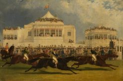 The Race for the Emperor of Russias Cup at Ascot