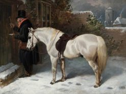 The Postman | John Frederick Herring