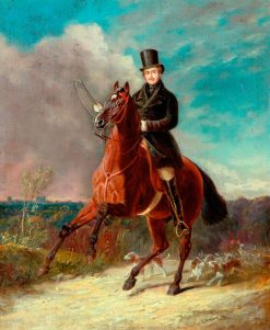 The Prince Consort on Horseback | John Frederick Herring