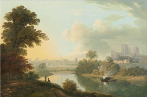 View of the City of York | John Glover | Oil Painting