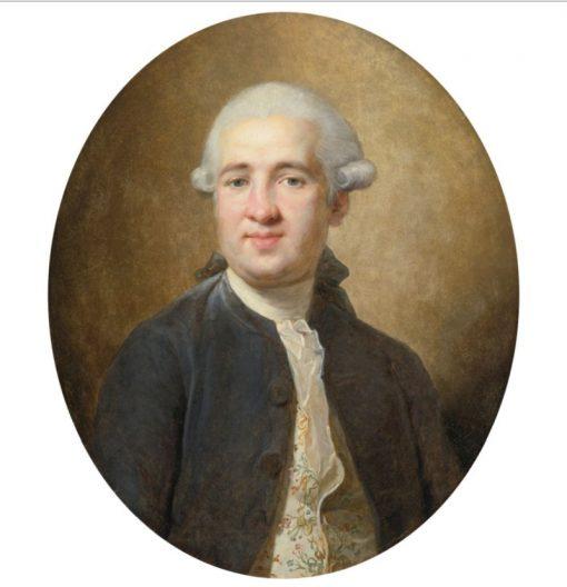 Portrait of a Gentleman | Elisabeth Vigee-Lebrun | Oil Painting