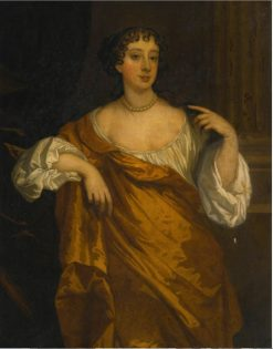 Barbara Villiers | Peter Lely | Oil Painting