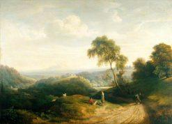 Landscape | Philip Reinagle | Oil Painting