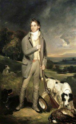 Mr Trafford | Philip Reinagle | Oil Painting