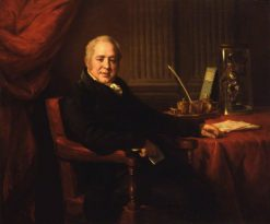 Robert Hooper | Philip Reinagle | Oil Painting