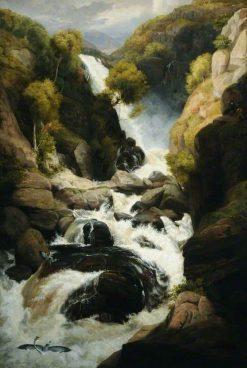 The Heron Shoot | Philip Reinagle | Oil Painting