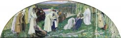 The Way to Christ | Mikhail Vasilevich Nesterov | Oil Painting