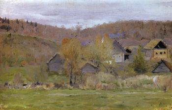 Early Spring | Mikhail Vasilevich Nesterov | Oil Painting