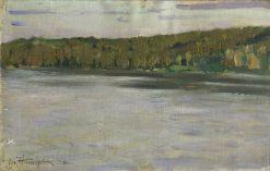 River | Mikhail Vasilevich Nesterov | Oil Painting