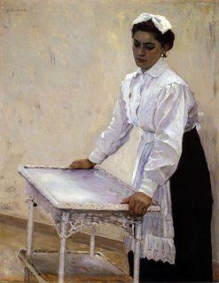 Sasha | Mikhail Vasilevich Nesterov | Oil Painting