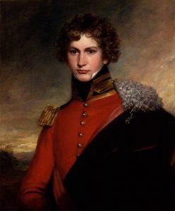 Sir William Cornwallis Harris | Ramsay Richard Reinagle | Oil Painting