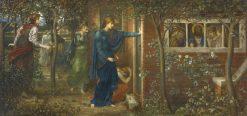 The Ten Virgins | John Melhuish Strudwick | Oil Painting