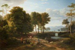 Windermere | Ramsay Richard Reinagle | Oil Painting
