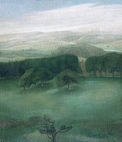 Mountains in Cardiganshire | Valerius de Saedeleer | Oil Painting