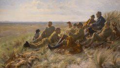 Hunters of Skagen | Peder Severin Kroyer | Oil Painting