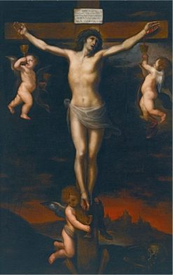 The Crucifixion | Alonso Cano | Oil Painting