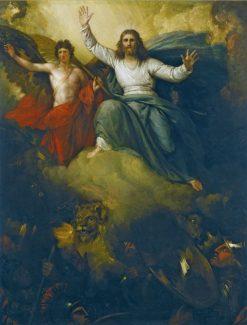 The Messiah | Benjamin West | Oil Painting