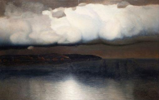Calm Before the Storm   Nikolai Nikanorovich Dubovskoy   Oil Painting
