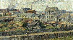 Terrain a Montmartre