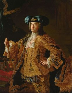 Herzog Franz (I.) Stephan von Lothringen   Martin van Meytens   Oil Painting