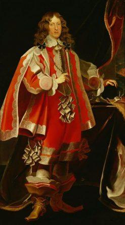 Erzherzog Ferdinand Karl | Frans Luyckx | Oil Painting