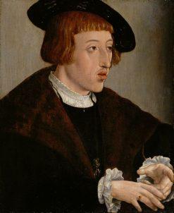 Kaiser Ferdinand I | Jan Vermeyen | Oil Painting