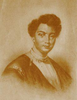Alexandre Dumas | Pierre Francois Eugène Giraud | Oil Painting