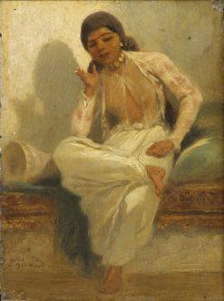 Orientale | Pierre Francois Eugène Giraud | Oil Painting