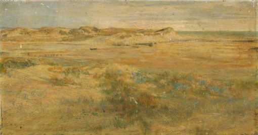 Bay of Ambleteuse | Charles William Wyllie | Oil Painting