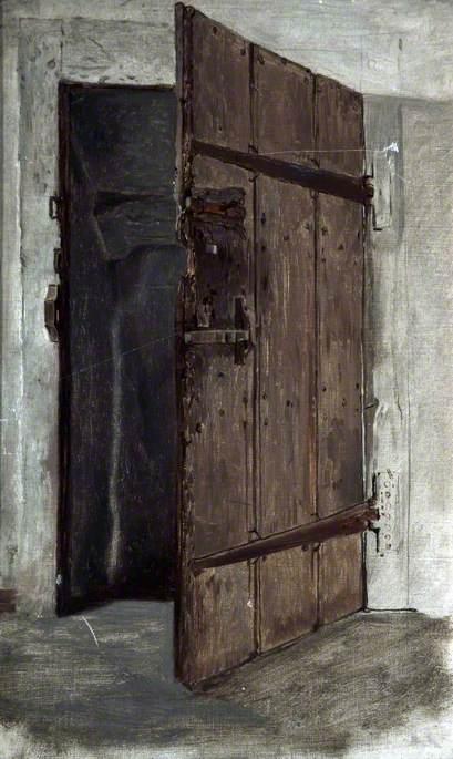 Doorway | Marcus Stone | Oil Painting
