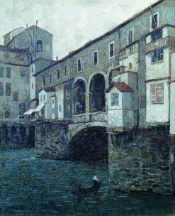 Venice | Viktor Ivanovich Zarubin | Oil Painting
