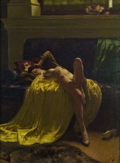 Despair | Lindsay Bernard Hall | Oil Painting