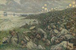 Defeat | Hans Baluschek | Oil Painting