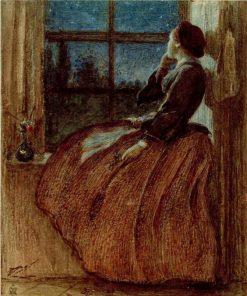 A Lost Love | John Everett Millais | Oil Painting
