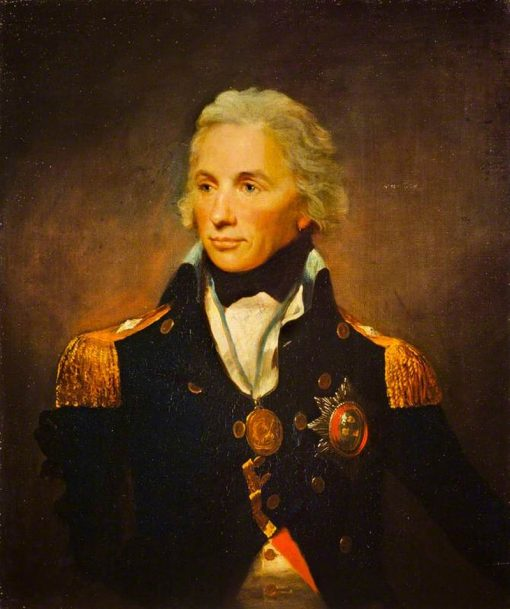 Horatio Nelson | Lemuel Francis Abbott | Oil Painting