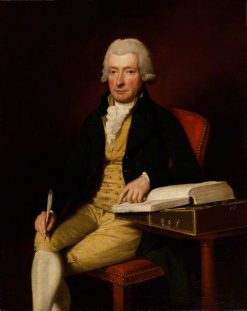 William Cowper | Lemuel Francis Abbott | Oil Painting