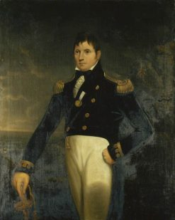 Rear-Admiral Sir Eliab Harvey | Lemuel Francis Abbott | Oil Painting