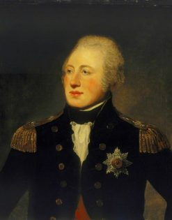 Vice-Admiral Sir Andrew Mitchell | Lemuel Francis Abbott | Oil Painting