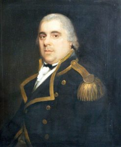 Captain Thomas Masterman Hardy | Lemuel Francis Abbott | Oil Painting