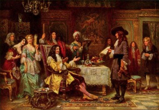 The Birth of Pennsylvania | Jean-Leon Gerome Ferris | Oil Painting