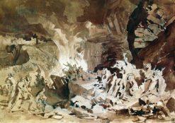 The Destruction of Sodom | Hendryk Siemiradzki | Oil Painting
