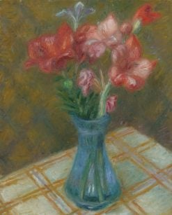 Gladiolas | William Glackens | Oil Painting