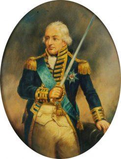 Admiral Earl St Vincent | Lemuel Francis Abbott | Oil Painting