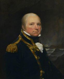 Captain John Cooke | Lemuel Francis Abbott | Oil Painting