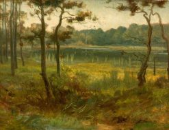 Landscape | Georges Heming Mason | Oil Painting