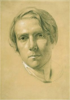 Self Portrait | George Richmond | Oil Painting