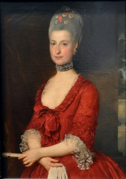 Portrait of Archduchess Maria Christina